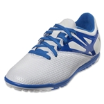 adidas Messi 15.3 TF Junior (White/Prime Blue/Black)