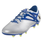 adidas Messi 15.1 FG (White/Prime Blue/Black)