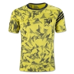 adidas Messi AOP T-Shirt (Yellow)
