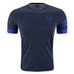 adidas Messi Melange Training T-Shirt (Navy)