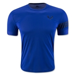 adidas Messi Melange Training T-Shirt (Royal Blue)