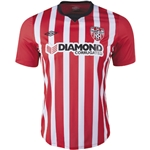 Derry City 2015 Home Soccer Jersey