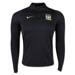 Manchester City LS Drill Top
