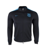 Barcelona Youth Third N98 Jacket