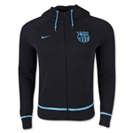 Barcelona Third AW77 Full-Zip Hoody