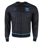 Barcelona Third Windrunner Jacket