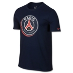 Paris Saint-Germain Crest T-Shirt