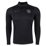 Paris Saint-Germain LS Third Drill Top