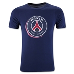 Paris Saint-Germain Youth Crest T-Shirt