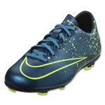 Nike Junior Mercurial Victory V FG (Squadron Blue/Black)