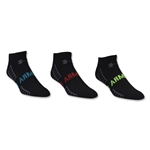 Under Armour Beyond VI NS Sock (Black)