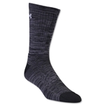 Under Armour Sportsweat Tech Twist Sock (Black)