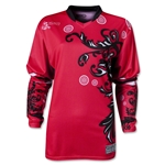 Rinat Women's Frida Goalkeeper Jersey (Raspberry)