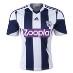 West Bromwich 13/14 Home Soccer Jersey