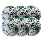 Select Futsal Jinga 2015 Junior 6 Pack Ball (White)