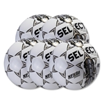 Select Brilliant NFHS Game Ball 5 Pack