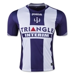 Toulouse 2015 Home Soccer Jersey