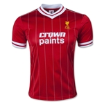 Liverpool 1982 Home Soccer Jersey