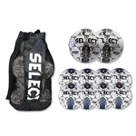 Select Royale Ball Package 2015 (White/Navy Blue)