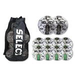 Select Royale Ball Package 2015 (White/Forest Green)