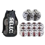Select Royale Ball Package 2015 (White/Maroon)