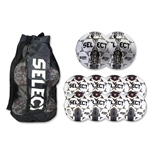 Select Royale Ball Package 2015 (White/Black)