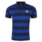 Chelsea Stripe Polo