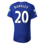 Everton 15/16 BARKLEY Home Soccer Jersey
