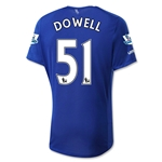 Everton 15/16 DOWELL Home Soccer Jersey