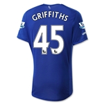 Everton 15/16 GRIFFITHS Home Soccer Jersey
