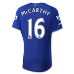 Everton 15/16 McCARTHY Home Soccer Jersey