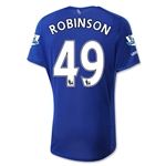 Everton 15/16 ROBINSON Home Soccer Jersey
