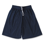 Yale Mesh 3 Pocket Coach's Lacrosse Shorts (Navy)