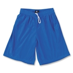 Yale Mesh 3 Pocket Coach's Lacrosse Shorts (Royal)