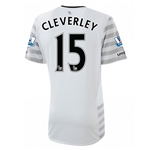 Everton 15/16 CLEVERLEY Away Soccer Jersey