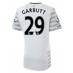 Everton 15/16 GARBUTT Away Soccer Jersey