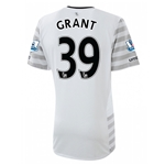 Everton 15/16 GRANT Away Soccer Jersey