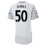 Everton 15/16 JONES Away Soccer Jersey