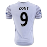Everton 15/16 KONE Away Soccer Jersey
