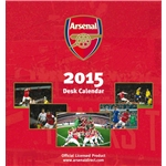 Arsenal 2015 Desk Calendar