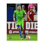 Steiner Sports Clint Dempsey Signed Seattle Sounders Sprinting 8x10 Photo