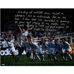 Steiner Sports Mia Hamm Signed Arm Raised 16x20 Story Photo