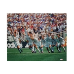 Steiner Sports 1999 USA Women's Soccer Team Celebration 16x20 Photo