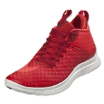 Nike Free Hypervenom 2 FS Leisure Shoe (Gym Red)