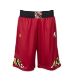 Under Armour Maryland Lacrosse Youth Short (Red)