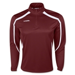 Catenaccio 1/4-Zip Training Jacket (Maroon)