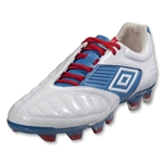 Umbro Geometra Pro (White/Brilliant Blue/True Blue)