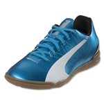 PUMA evoSPEED 5.3 IT Junior (Hawaiin Ocean/White)