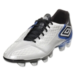 Umbro Geometra II Pro FG (White/Royal Blue)