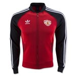 Manchester United Originals Superstar Track Top
